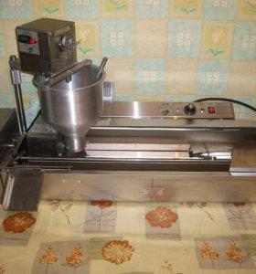 Аппарат для производства пончиков + дозатор