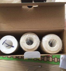 Комплект картриджей для питьевых систем