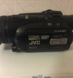Видео камера. JVC GZ-HD7ER .Япония.