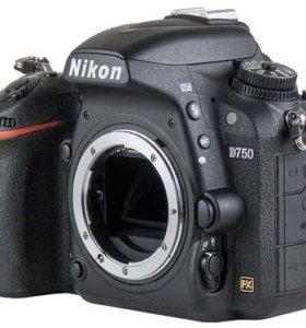 Зеркалка D750 зеркальная фотокамера фотоаппарат