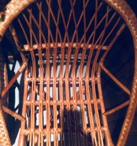 Кресло-качалка ручной работы