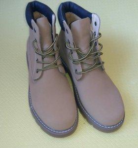 Ботинки Тимберленд от Ronzo