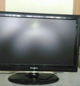 ЖК телевизор 19 дюймов , 47 см