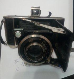 Раритет фотоаппарат hapo45 1917 г