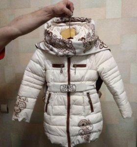 Пальто доя девочки