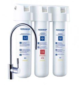 Фильтры для воды''Аквафор''