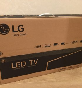 """Телевизор LG 24"""""""