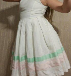 Платье и плащ Гуливер