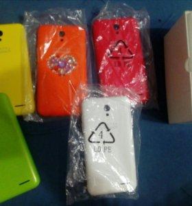 Крышка на Alcatel One Touch Pop S3