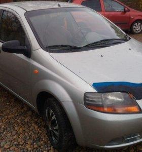 Chevrolet Aveo, 2005