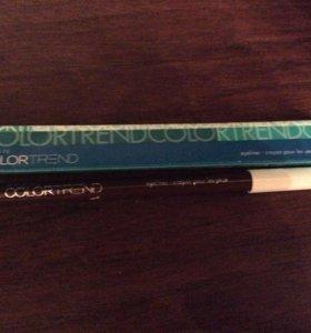 "Avon color trend карандаш для глаз ""Игра цвета"""