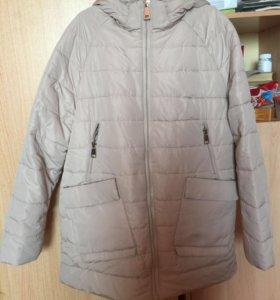 Продам куртка новая весна