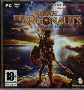 Rise of The Argonauts, 2009 (PC-DVD)[Лицензия]