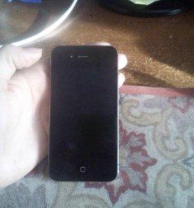 iPhone 4 s на 16 Gb