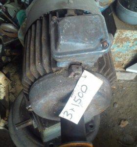 Эл.двигатель3*1500