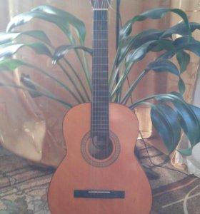 Гитара Cremona (Чехословакия)