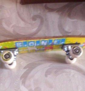 Ролики и скейтборды в Братске - купить детские ролики, двухколесный ... 457937417dc