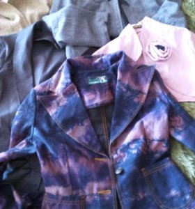 Пиджаки р от 40 до 44