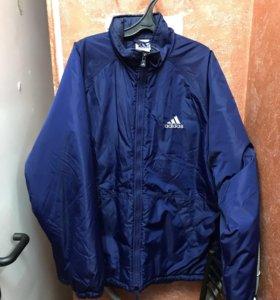 Демисезонная куртка Адидас