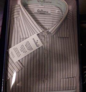 Мужские рубашки новые
