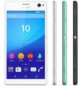 Новый Sony Xperia