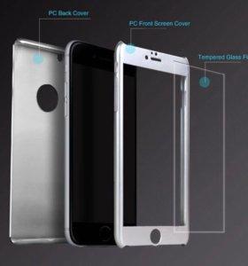 Чехлы 3 в 1, на iPhone 5-5s,se.6-6s