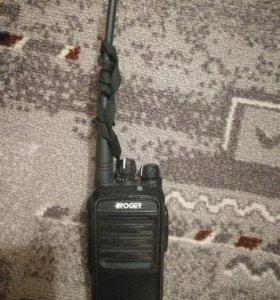 Портативная радиостанция Роджер КР52