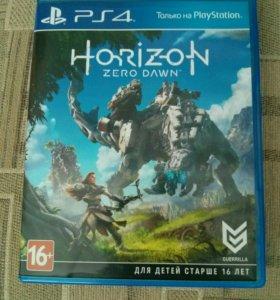 Игра Horizon Zero Dawn ps4