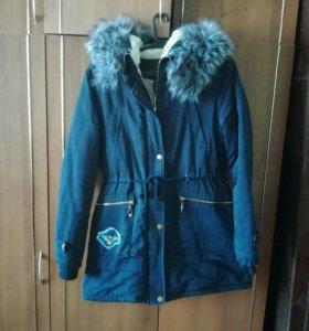 Куртка зимняяя
