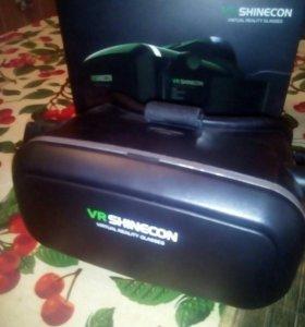 VR очки VR SHINECON