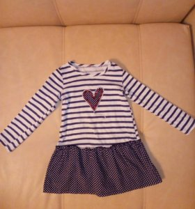 Платья на девочку 2-4 годика