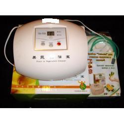Озонатор -прибор для очистки овощей и фруктов