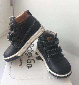 Ботинки для мальчика Baby Go
