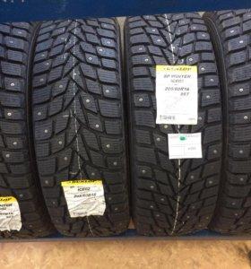 Новые шины Dunlop SP Winter Ice02 (Малайзия)