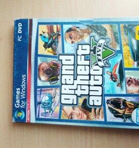 Grand Theft Avto 5