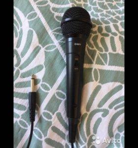 микрофон динамический Ion