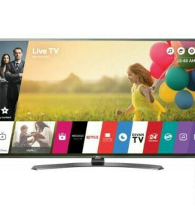 Lg43uh671v 4K UHD Smart TV wifi