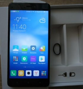 Xiaomi redmi note 4x 4/64