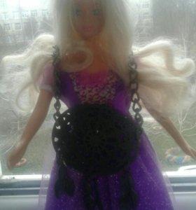Украшение на куклу