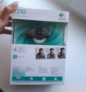 Веб-камерa Logitech c210