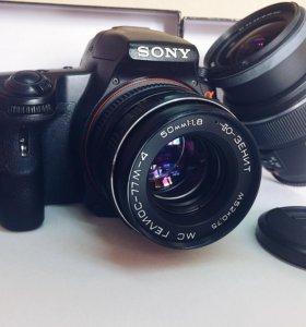 Фотоаппарат Sony alfa 37
