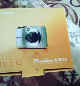 Canon Power Shot A1200 в отличном рабочем состояни