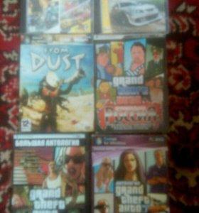 Продам игры PC
