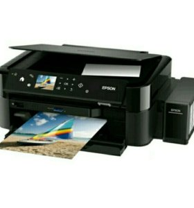 Печать фото, ксерокс, сканер