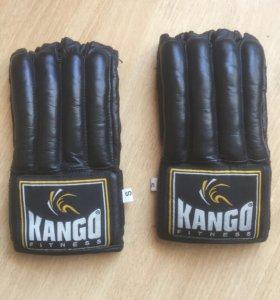 Перчатки,шингарды KANGO