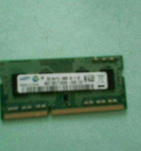 Оперативная память на 2 GB