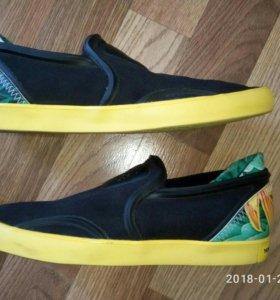 Фирменные кроссовки аdidas Yohji Yamamoto