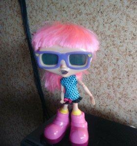 Интерактивная кукла Гебби
