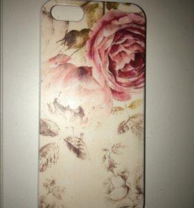 Чехол iPhone 5;5s;se