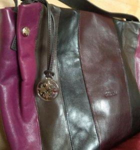 Новая сумка GIUDI. Италия. Натуральная кожа.